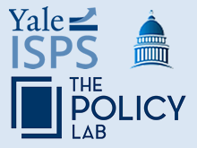 image of ISPS and Policy Lab logos